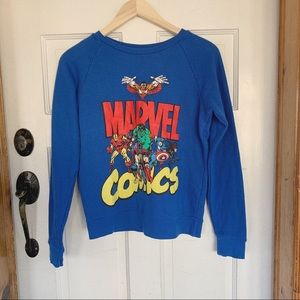 Marvel Comics Crewneck